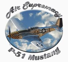P-51 Mustang Air Supremacy Kids Clothes