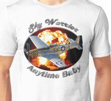 P-51 Mustang Sky Warrior Unisex T-Shirt