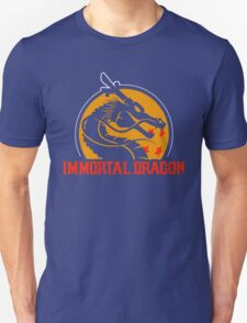 Inmortal Dragon - Shenron parody T-Shirt