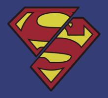 Superman cut by Calliste