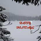 Happy holidays to all my RB-friends by Ana Belaj