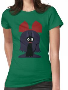 Kiki and Jiji In Detail Womens Fitted T-Shirt