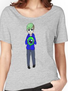 Chibi Jacksepticeye and sam Women's Relaxed Fit T-Shirt