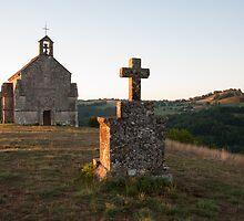 Chapelle de Notre Dame des Graces by Christopher Cullen