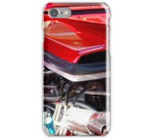 Candy Apple Red Horsepower - Ford Racing Engine iPhone Case/Skin