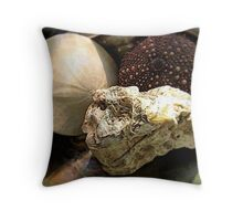 The Family Gathering Throw Pillow