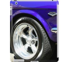 1965 Ford Mustang GT350 Muscle Car iPad Case/Skin