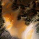 Amber river by Bluesrose