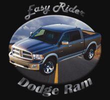 Dodge Ram Truck Easy Rider Kids Clothes