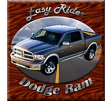 Dodge Ram Truck Easy Rider Photographic Print