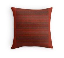 Digits of Pi Cool Math Poster Throw Pillow