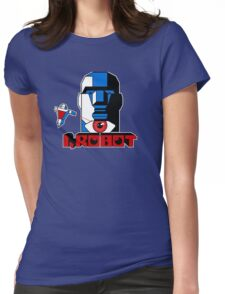 i, robot Womens Fitted T-Shirt