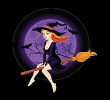 Beautiful Witch by sale