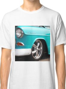 Baby Blue American Chevrolet Muscle Car Classic T-Shirt