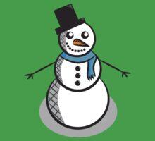 Snowman Kids Clothes