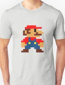 Old Super Mario bros Unisex T-Shirt
