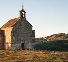 Notre Dame des Graces by Christopher Cullen