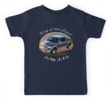 Dodge Ram Truck King of the Road Kids Tee