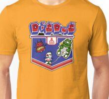 Dig Dug Unisex T-Shirt