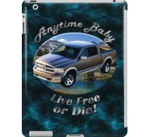 Dodge Ram Truck Anytime Baby iPad Case/Skin