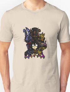 FNAF - My Friends Became Nightmares Version 1 Unisex T-Shirt