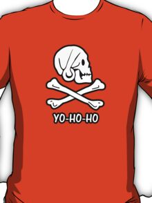 Pirate 19 YO-HO-HO T-Shirt