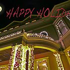 Happy Holidays from San Francisco by David Denny