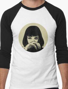 Mia (version 3) Men's Baseball ¾ T-Shirt