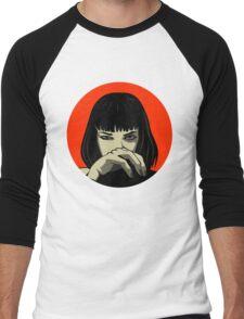 Mia (version 2) Men's Baseball ¾ T-Shirt
