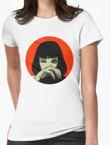 Mia (version 2) Womens Fitted T-Shirt