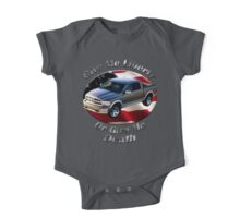 Dodge Ram Truck Give Me Liberty One Piece - Short Sleeve