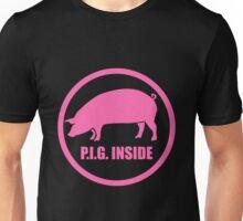 PIG INSIDE Unisex T-Shirt