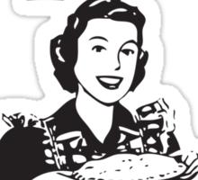 Pi Affects Overall Circumference Humor Pun Math Nerdy Shirt Sticker