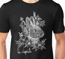 Rabbit Noir Unisex T-Shirt