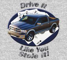 Dodge Ram Truck Drive It Like You Stole It One Piece - Short Sleeve