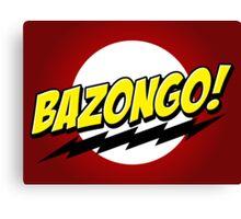 BAZONGO Canvas Print