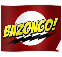 BAZONGO Poster