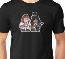 Mitesized Axl & Slash Unisex T-Shirt