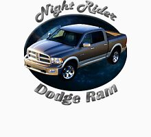 Dodge Ram Truck Night Rider Unisex T-Shirt