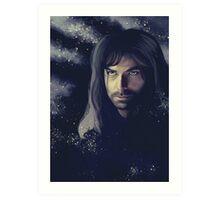 Kili - The Hobbit the desolation of Smaug (2) Art Print