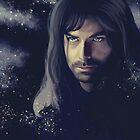 Kili - The Hobbit the desolation of Smaug (2) by KanaHyde