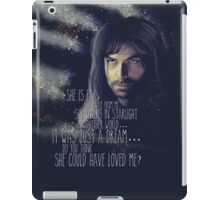 Kili - The Hobbit the desolation of Smaug iPad Case/Skin