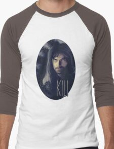 Kili - The Hobbit the desolation of Smaug (2) Men's Baseball ¾ T-Shirt