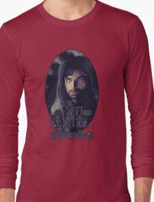 Kili - The Hobbit the desolation of Smaug Long Sleeve T-Shirt