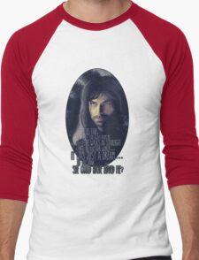 Kili - The Hobbit the desolation of Smaug Men's Baseball ¾ T-Shirt
