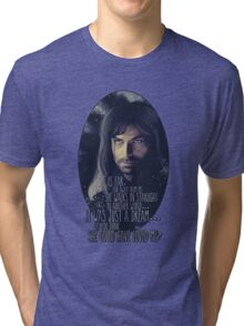 Kili - The Hobbit the desolation of Smaug Tri-blend T-Shirt