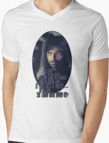Kili - The Hobbit the desolation of Smaug Mens V-Neck T-Shirt