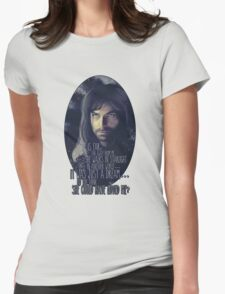 Kili - The Hobbit the desolation of Smaug Womens Fitted T-Shirt