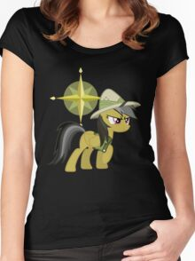 My little Pony - Daring Do Women's Fitted Scoop T-Shirt