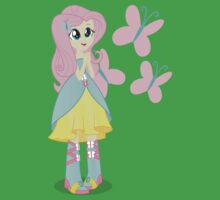 My little Pony - Fluttershy Kids Tee